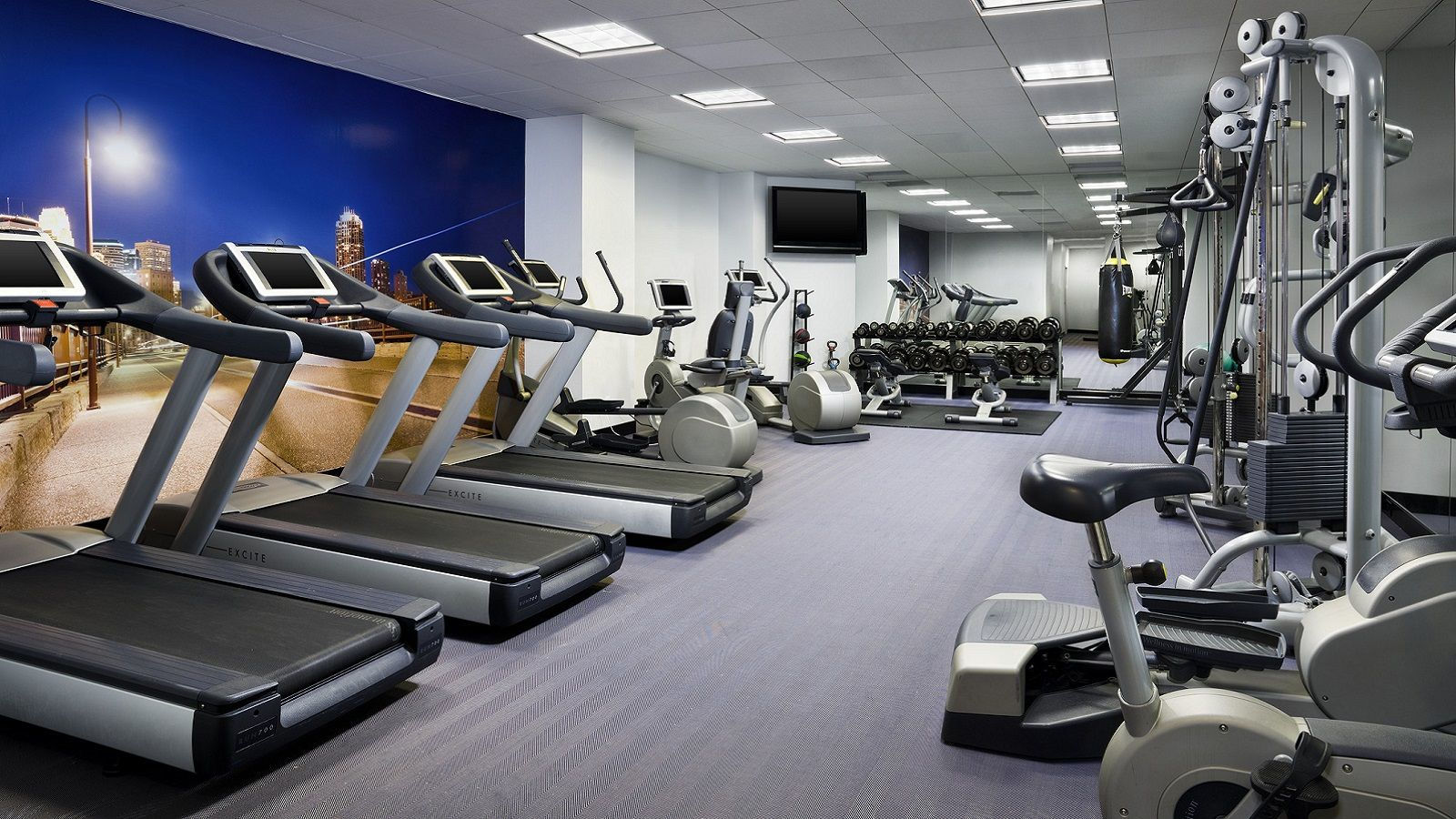 FIT GYM Hotel Amenities